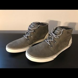 Columbia leather sneakers